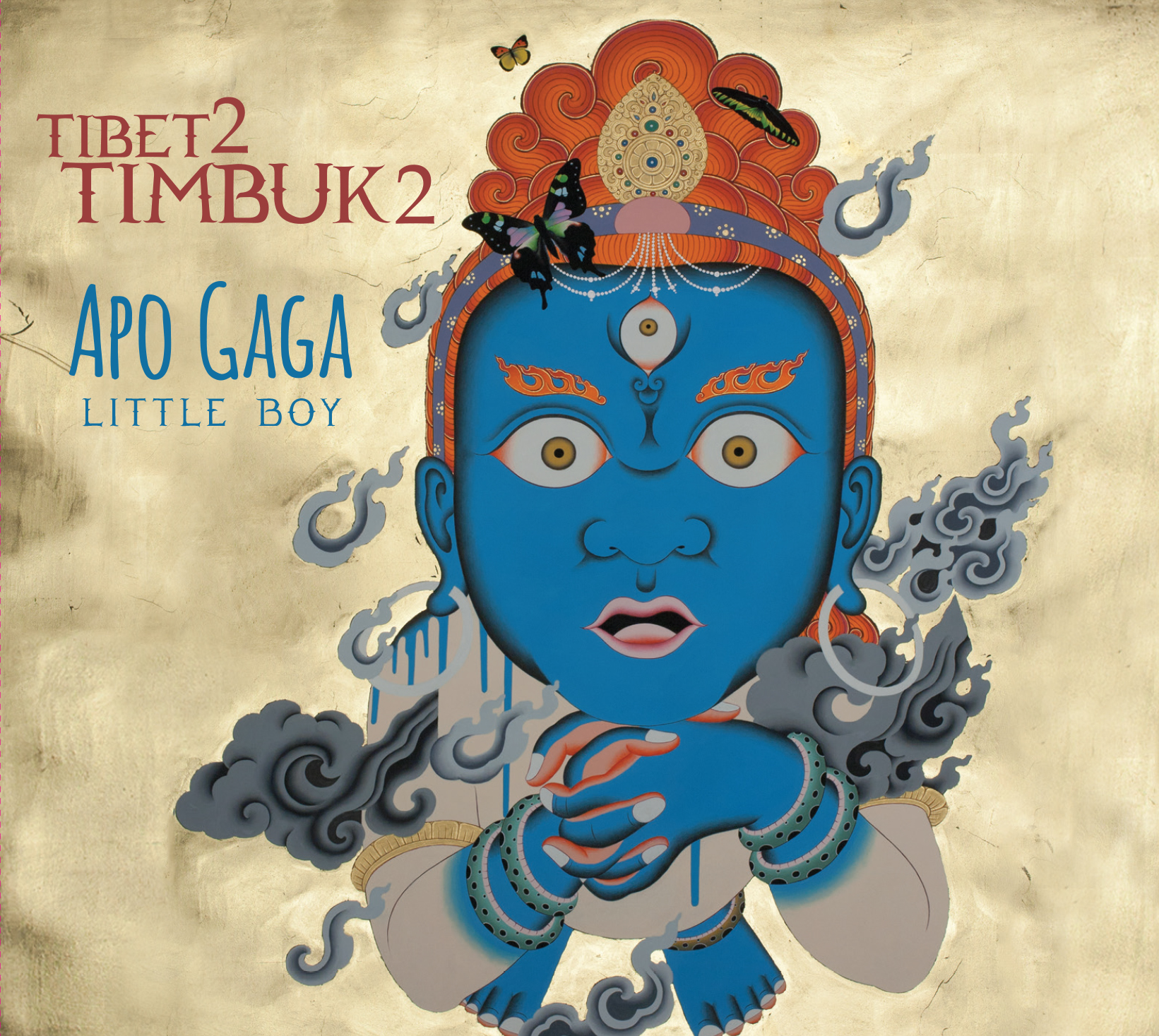Tibet2Timbuk2's second CD, Apo Gaga - Little Boy